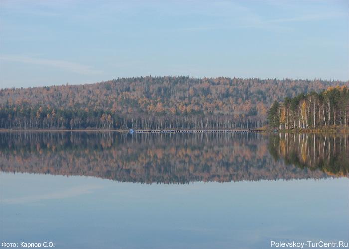 Глубоченский пруд. Фото Карпова С.О., 2012 г.