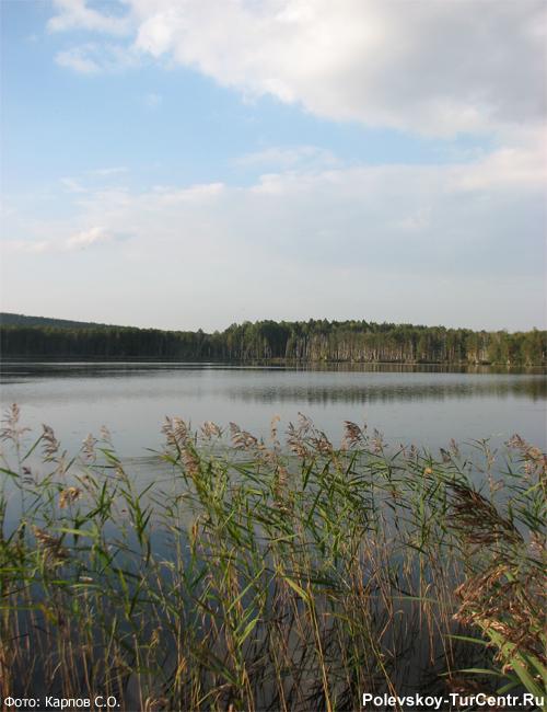 Озеро Большое Щучье. Фото Карпова С.О.